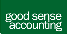 Good Sense Accounting home logo link